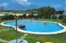 Rosa park apartments benidorm costa blanca spain secure online booking for Swimming pool repairs costa blanca