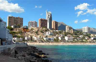 playa gay benidorm
