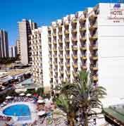 Hotel Ambassador Playa I And Ii Benidorm Costa Blanca Spain